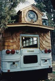 tiny house school bus. School Bus Home \u2013 Tiny House Swoon