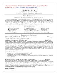 10 Cosmetology Resume Sample Job And Resume Template