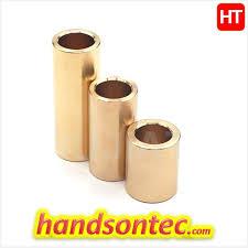 <b>Brass</b> Spacer Inner Diameter Ø8mm / <b>2-pcs</b> – HandsOn Tech