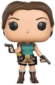 Funko POP Games: Tomb Raider Lara Croft Toy ... - Amazon.com