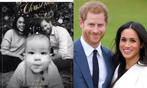 BREAKING: Prince Harry and Meghan Markle release adorable ...