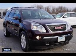gmc acadia 2008 slt. Plain Slt 2008 GMC Acadia SLT2 AWD Throughout Gmc Slt M