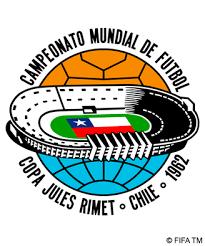 Chile 1962 - SYMBOLS FIFA WORLD CUP