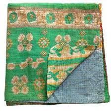 Kantha Quilt in Jaipur, Rajasthan | Manufacturers & Suppliers of ... & Kantha Quilt Adamdwight.com