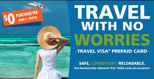 travel visa prepaid card