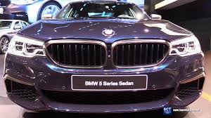 2018 bmw 5 series interior. perfect interior 2018 bmw 5 series 550i xdrive  exterior and interior walkaround debut  at 2017 detroit auto show youtube and bmw series interior