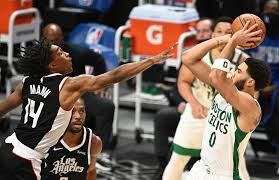 Short-handed Clippers can't close out Celtics down the stretch – Orange  County Register