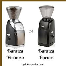 Instead the dial is labeled fine, medium, and coarse. Baratza Encore Vs Virtuoso Comparison Features Analysis
