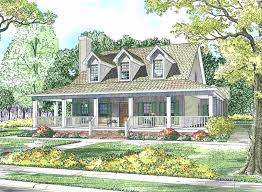 house plans walkout basement wrap around porch awesome e story house