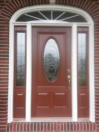 textured fiberglass entry door side lites in avon