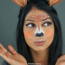 snapchat deer filter tutorial