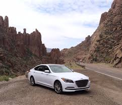 Capsule Review: 2015 Hyundai Genesis - The Truth About Cars