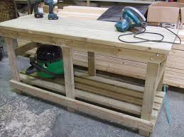 custom heavy duty wooden workbenches by wells timber s custom heavy duty wooden work bench