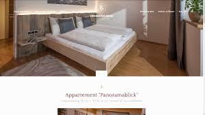 Neue Homepage Für Appartements Obermühlberg Webconaction