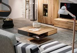 V Alpin Wohnzimmer Naturholzmöbel In Eiche Altholz