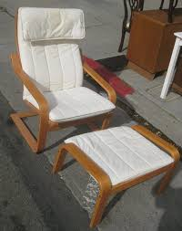 ott chair ikea poang rocking instructions difference between pello lounge armchair and footstool fitted recliner covers