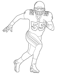 Small Picture Get This Football NFL Coloring Pages for Boys Printable 95629