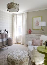 beige nursery tan walls antique crib