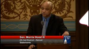 "They Don't Make 'Em Like Morris Hood"": Former State Senator Remembered 