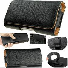 for Philips W8355 Genuine Leather Case ...