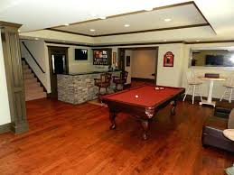 basement floor finishing ideas. Unique Ideas Finishing Basement Floor Ideas A Gym And Workout Room With Wood  Laminate Flooring Installed  And Basement Floor Finishing Ideas D