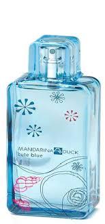MANDARINA DUCK <b>woman CUTE BLUE Туалетная</b> вода 100 мл ...
