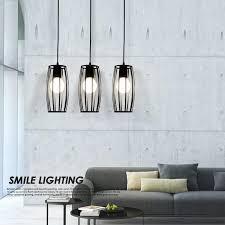 cube modern led pendant lights for home black bar pendant lamp hanging lights dinning room rustic pendant lamp loft kitchen bar light hanging pendant glass
