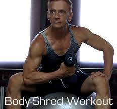 body shred workout