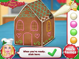 ellie gingerbread house decoration a free girl game on
