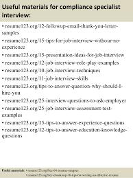 Regulatory Compliance Specialist Sample Resume Classy Top 44 Compliance Specialist Resume Samples
