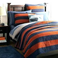 blue and tan bedding boys striped bedding queen sets navy blue and quilts comforter dorm modern blue and tan bedding navy