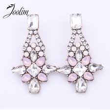 joolim jewelry whole pink light blue stud earring custom jewelry factory supply in stud earrings from jewelry accessories on