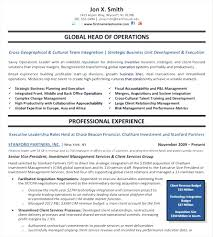 Modern Executive Resume Template Attractive Executive Resume Template Word 12 Free Excel