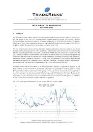 Inflation And The Rpi Cpi Wedge
