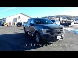 2018 Ford F-150 Lariat with Sport Appearance Package, 360 Degree ...