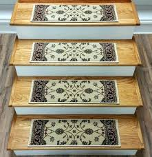 carpet stair treads modern home depot bullnose