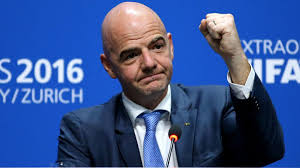 Infantino's Visit: President Buhari Calls On FIFA To Consider Nigeria For Investment
