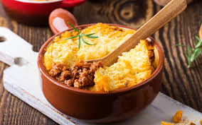 In england (and australia and new zealand) they would call the beef dish a cottage pie and the lamb dish. A Recipe For Shepherd S Pie Family Recipes Familysearch