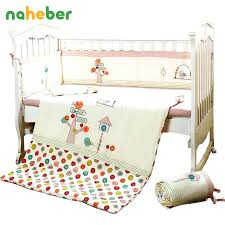 new born baby bedding sets baby bed sets pink baby crib bedding set for girls cartoon new born baby bedding sets