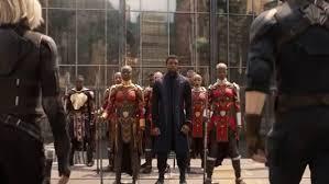 Black Panther meets Avengers in new Infinity War trailer Irish