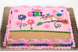 Costco Baby Shower Cake Designs and