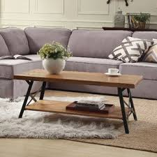 Find furniture & decor you love at hayneedle, where you can buy online while you explore our room designs and curated looks for tips, ideas & inspiration to help you along the way. Wayfair Modern Farmhouse Coffee Tables You Ll Love In 2021