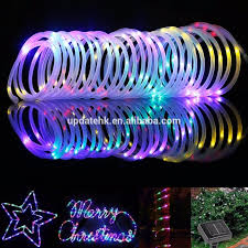 Solar Rope Lights For Garden Solar Rope Fairy Light Led Christmas Outdoor Rope Lights For Garden Yard Path Fence Tree Wedding Party Decorative Outdoor String Buy Solar Rope