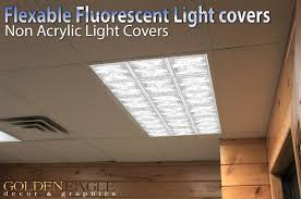 fluorescent light panel diffuser cover home clroom ceiling office 33