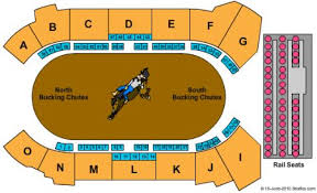 Fort Worth Stockyards Rodeo Seating Chart Cowtown Coliseum Tickets And Cowtown Coliseum Seating Chart