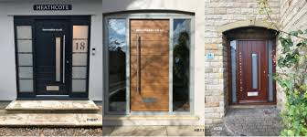 doors contemporary entrance doors oak