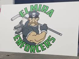 Elmira Enforcers Seating Chart Elmira Hockey Team Unveils New Name And Logo Twin Tiers