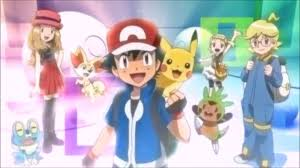 Pokemon XY English Opening (1 min Version) - YouTube