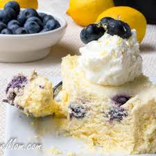 try this simple and delicious gluten free lemon blueberry crock pot cake dessert recipe that