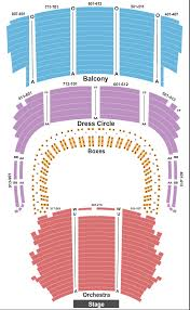 Severance Hall Seating Chart Cleveland
